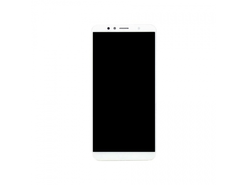 LCD + Touch pro Huawei Y6 2018 / Honor 7A - White (OEM)