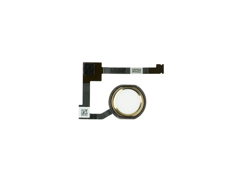 Home Button Assembly Gold pro Apple iPad Air 2