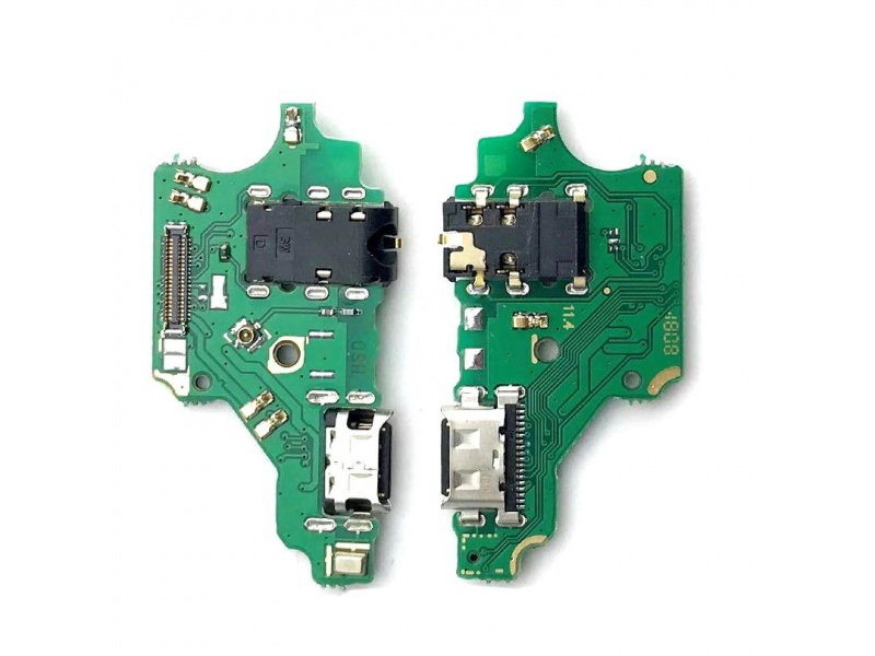 Huawei P30 Lite Charging Connector PCB Board (Service Pack)