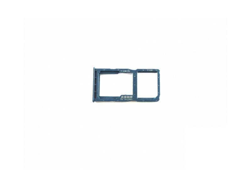 Huawei P30 Lite SIM/SD Tray - Blue (Service Pack)