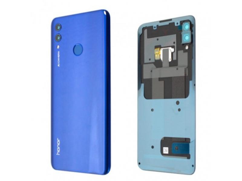 Huawei Honor 10 Lite Back Cover + Fingerprint Sensor - Sapphire Blue (Service Pack)