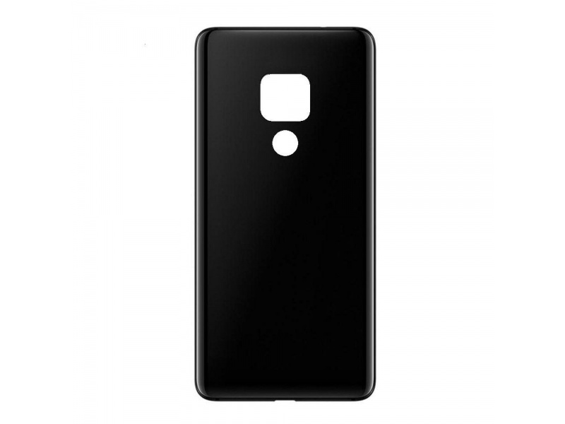 Huawei Mate 20 Back Cover - Black (Service Pack)