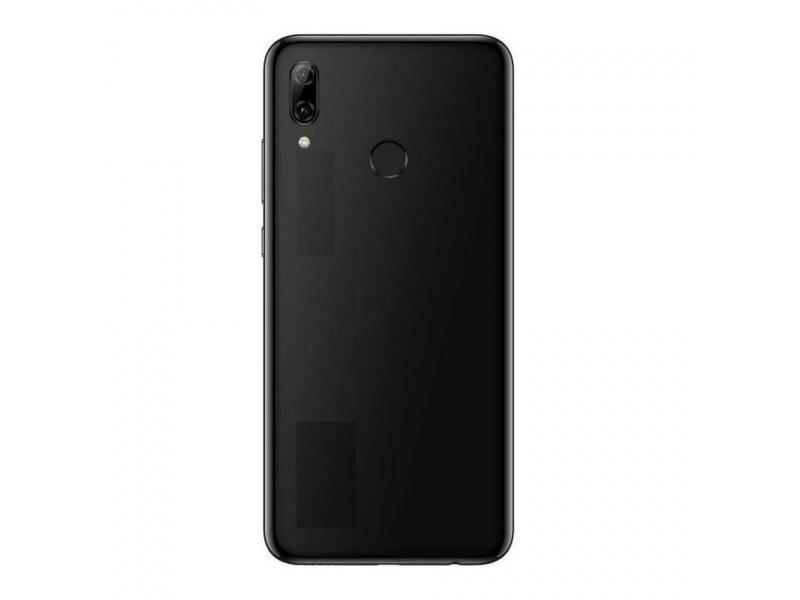 Huawei P Smart 2019 Back Cover + Fingerprint Sensor - Black (Service Pack)