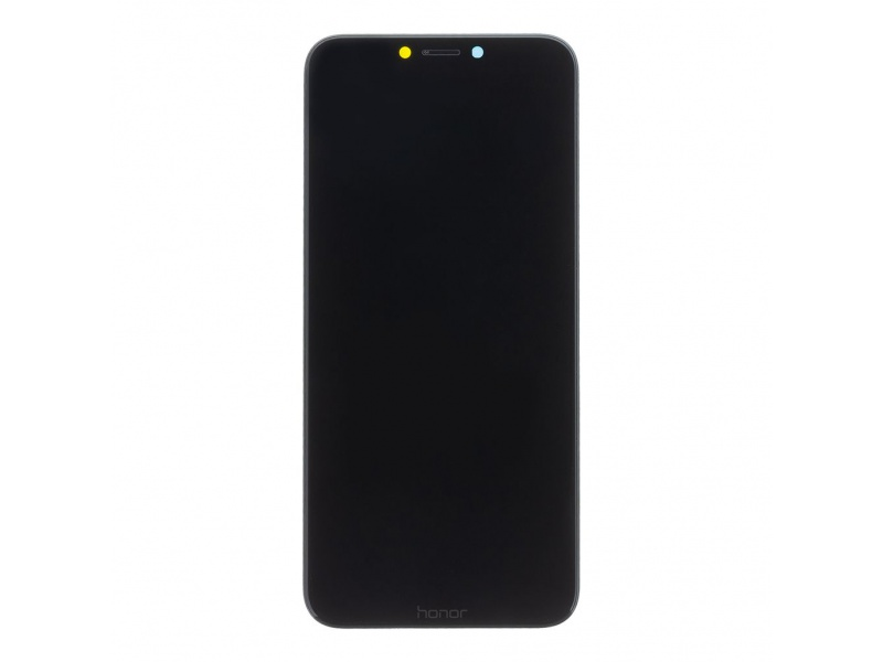 Huawei Honor 7S LCD + Touch + Frame + Battery - Black (Service Pack)