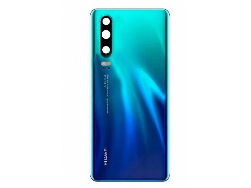 Huawei P30 Back Cover - Aurora Blue (Service Pack)