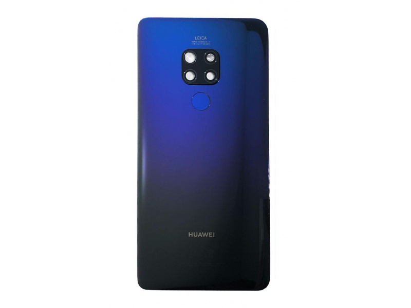 Huawei Mate 20 Back Cover - Twilight (Service Pack)