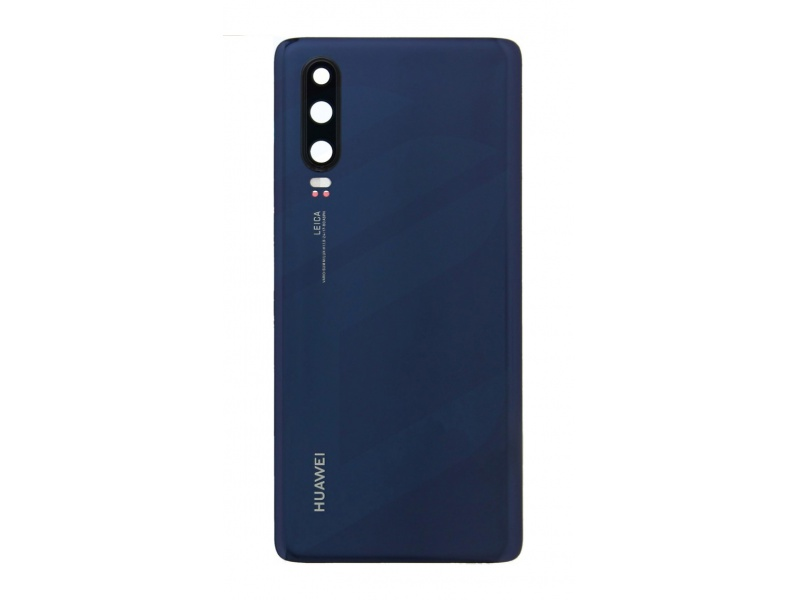 Huawei P30 Back Cover - Black (Service Pack)