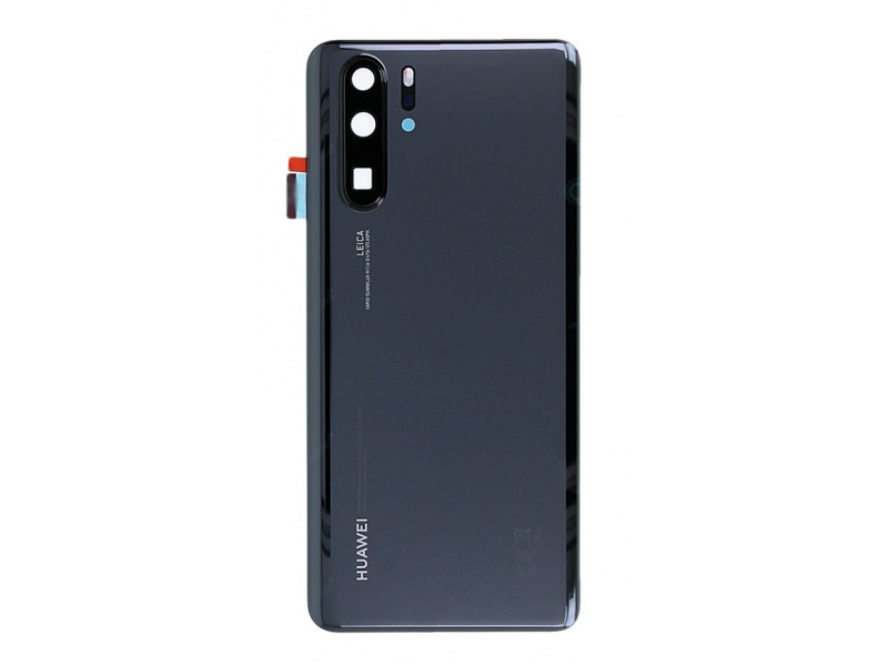 Huawei P30 PRO Back Cover - Black (Service Pack)