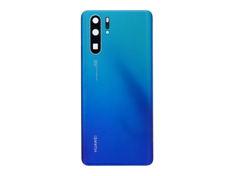 Huawei P30 PRO Back Cover - Aurora Blue (Service Pack)