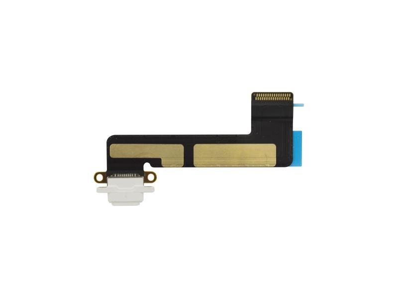 Charging Dock Connector Flex White pro Apple iPad Mini 1