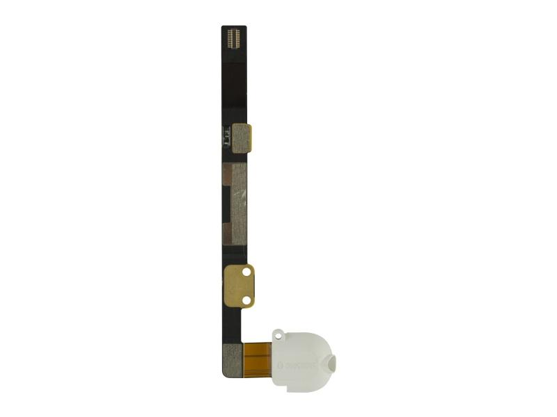 Audio Jack Flex Connector White pro Apple iPad Mini 1