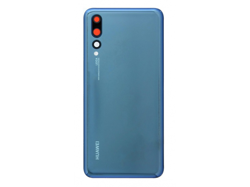 Huawei P20 Pro Back Cover - Blue (Service Pack)