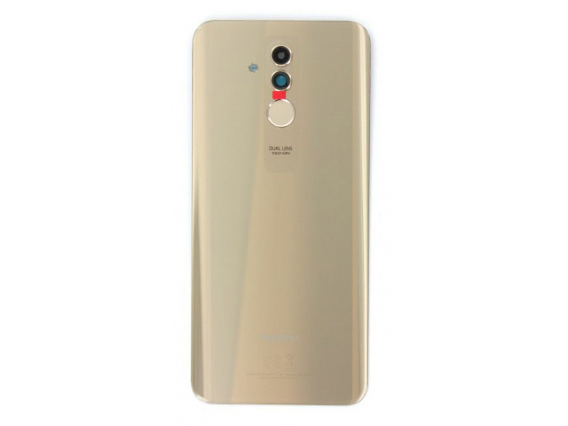 Huawei Mate 20 Lite Back Cover - Gold (Service Pack)