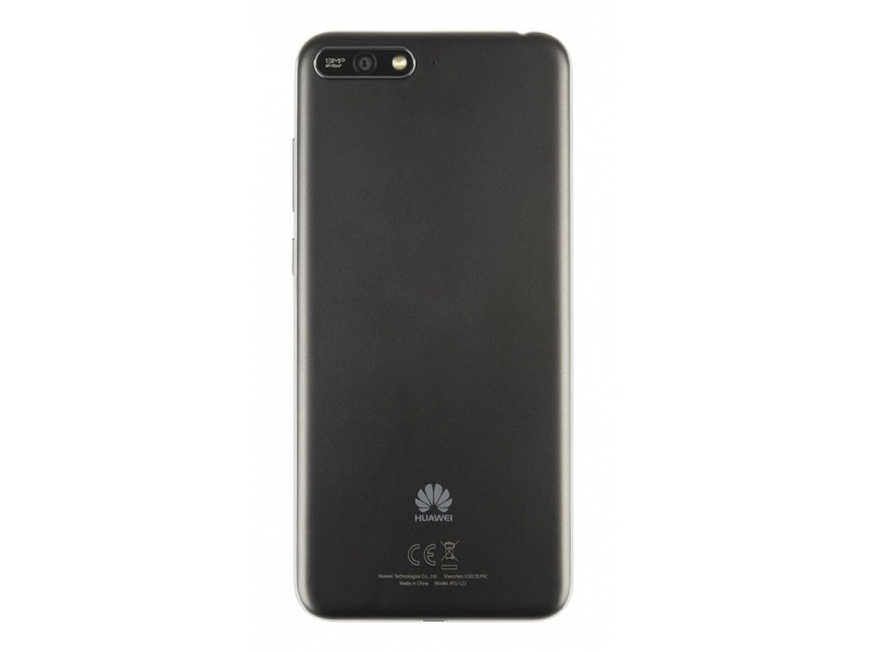 Huawei Y6 2018 Back Cover - Black (Service Pack)