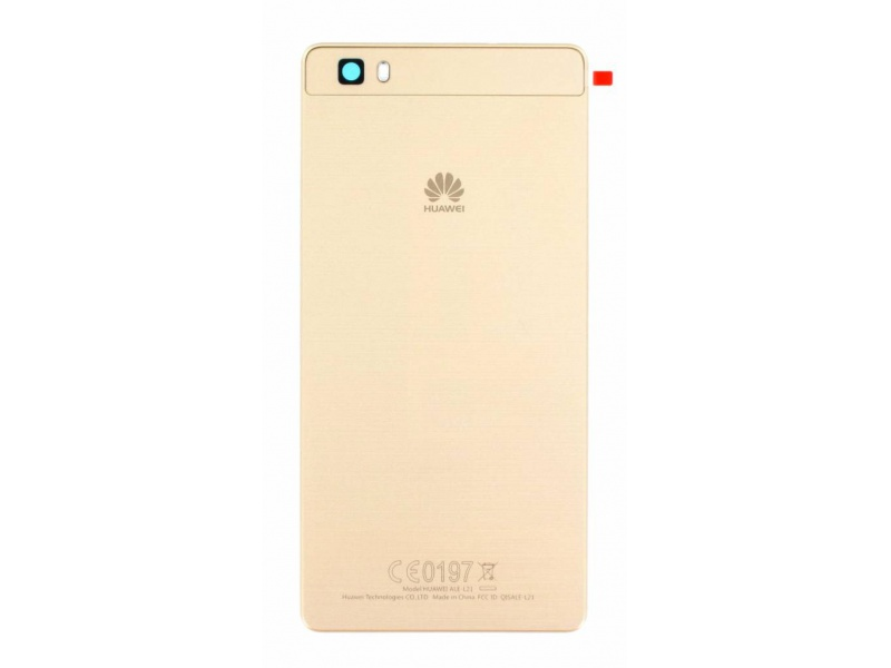 Huawei P8 Lite Back Cover - Gold (Service Pack)