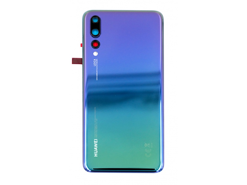 Huawei P20 Pro Back Cover - Twilight (Service Pack)
