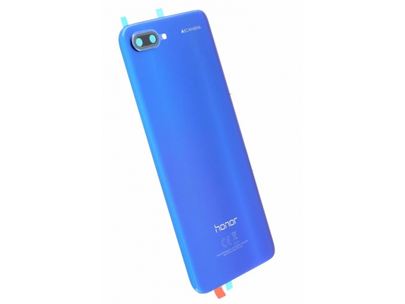 Huawei Honor 10 Back Cover - Blue (Service Pack)