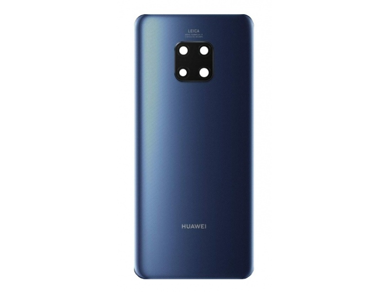 Huawei Mate 20 Pro Back Cover - Blue (Service Pack)