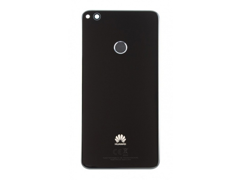 Huawei P8 Lite 2017 Back Cover - Black (Service Pack)
