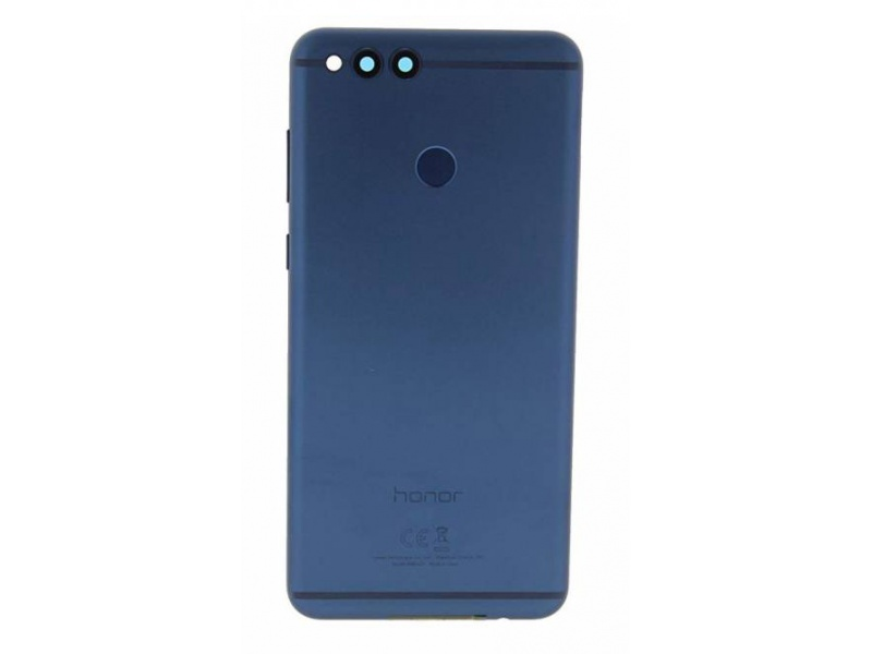 Huawei Honor 7X Back Cover - Blue (Service Pack)