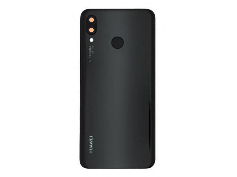 Huawei Nova 3 Back Cover - Black (Service Pack)