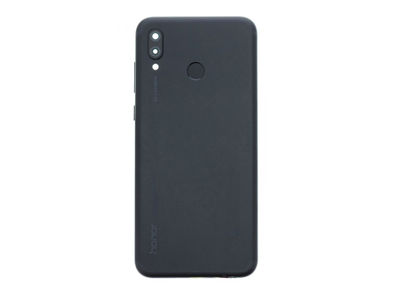 Huawei Honor Play Back Cover - Black (Service Pack)