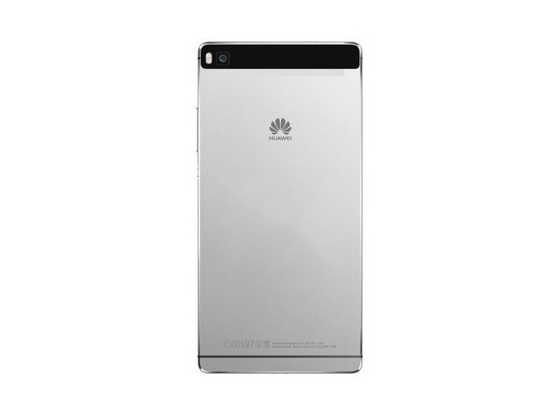 Huawei P8 Back Cover - Titanium Grey (Service Pack)