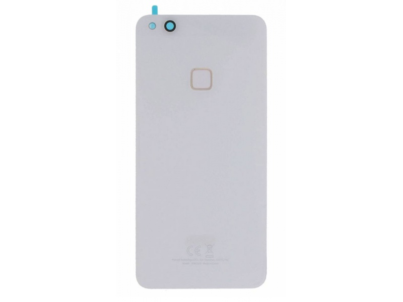 Huawei P10 Lite Back Cover - White with Fingerprint Sensor (Service Pack)