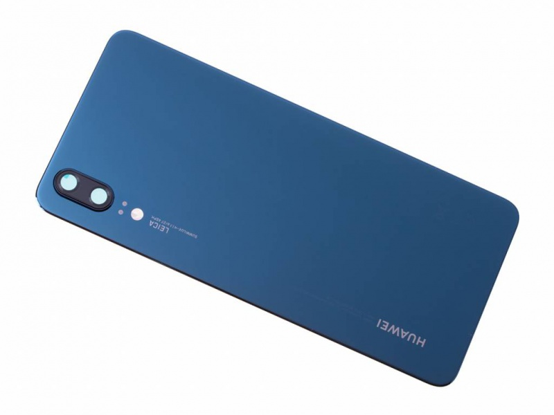 Huawei P20 Back Cover - Blue (Service Pack)