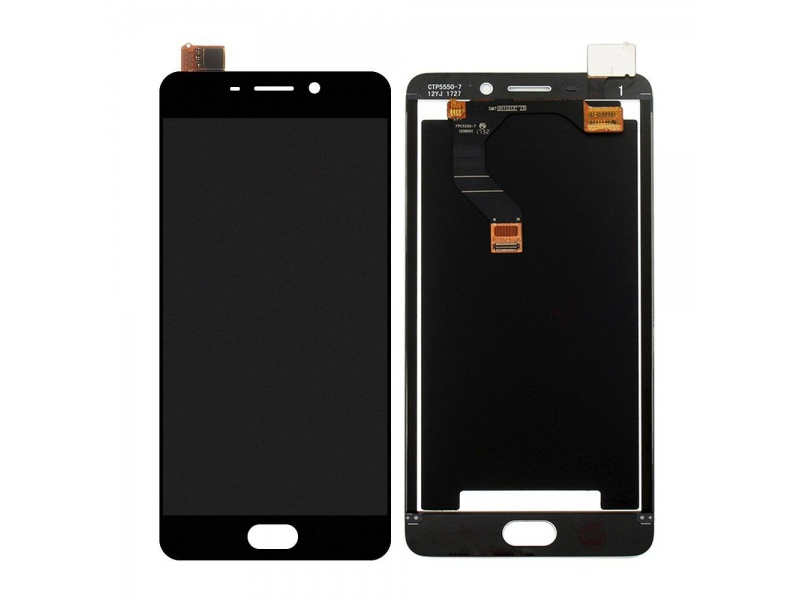 LCD + Touch for Meizu M6 Note Black