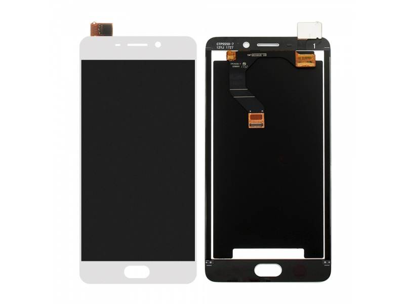 LCD + Touch for Meizu M6 Note White