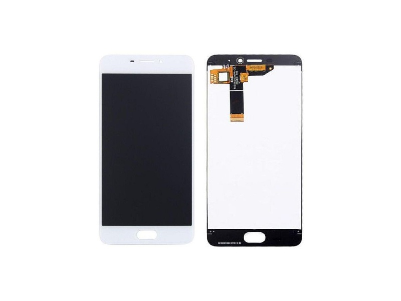LCD + Touch for Meizu M6 White