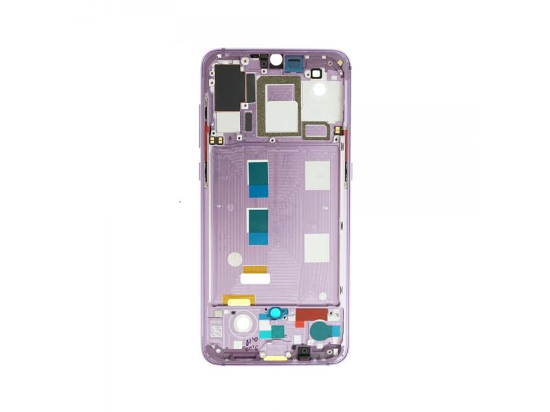 Xiaomi Mi 9 Front Frame Purple (OEM)
