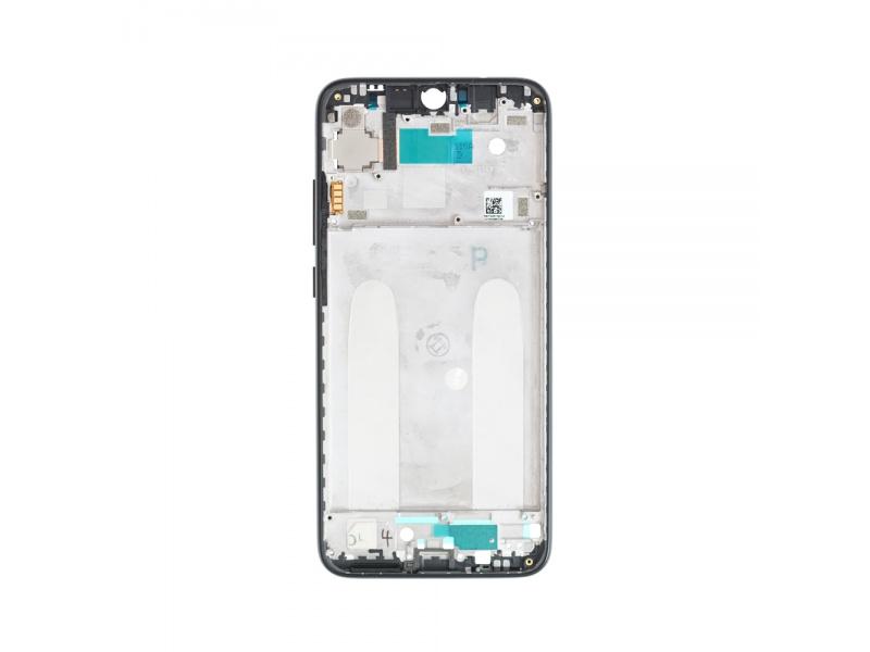 Xiaomi Redmi Note 7 Front Frame - Black (OEM)