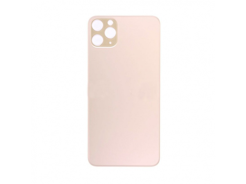 Back Cover Glass for Apple iPhone 11 Pro (Gold)