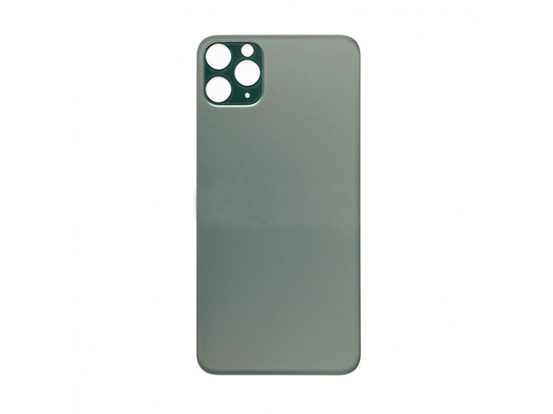 Back Cover Glass for Apple iPhone 11 Pro Max (Green)
