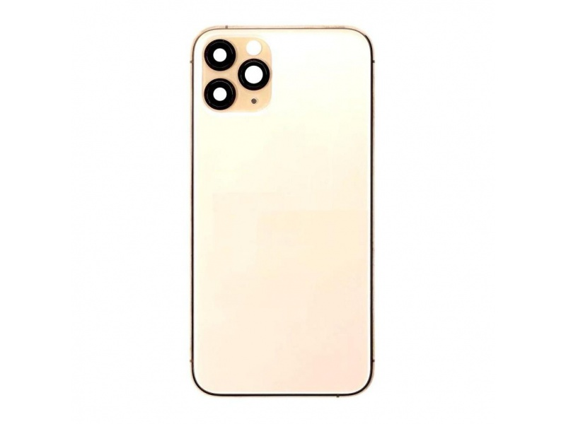 Back Cover Assembled for Apple iPhone 11 Pro Max (Gold)