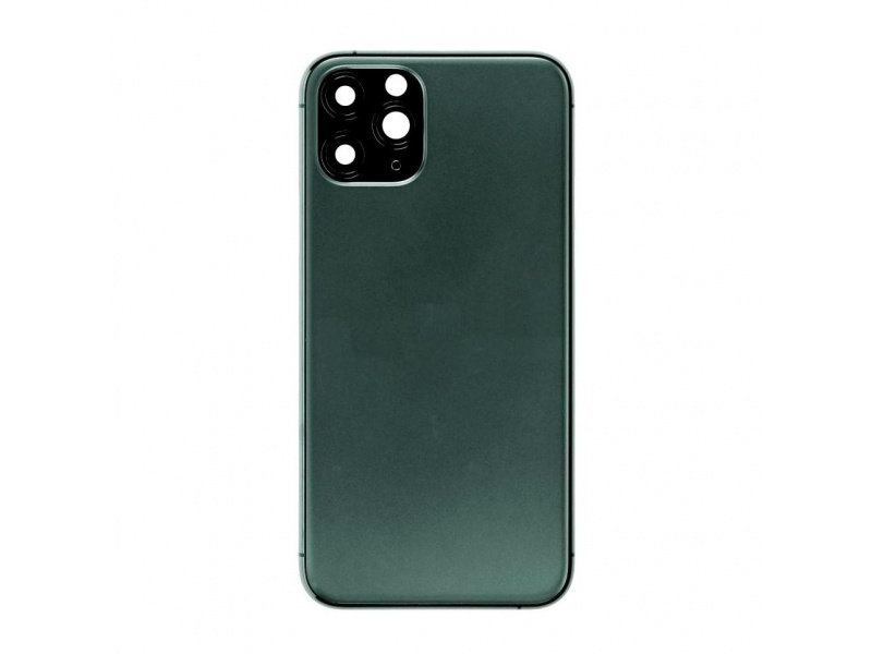 Back Cover Assembled for Apple iPhone 11 Pro Max (Midnight Green)