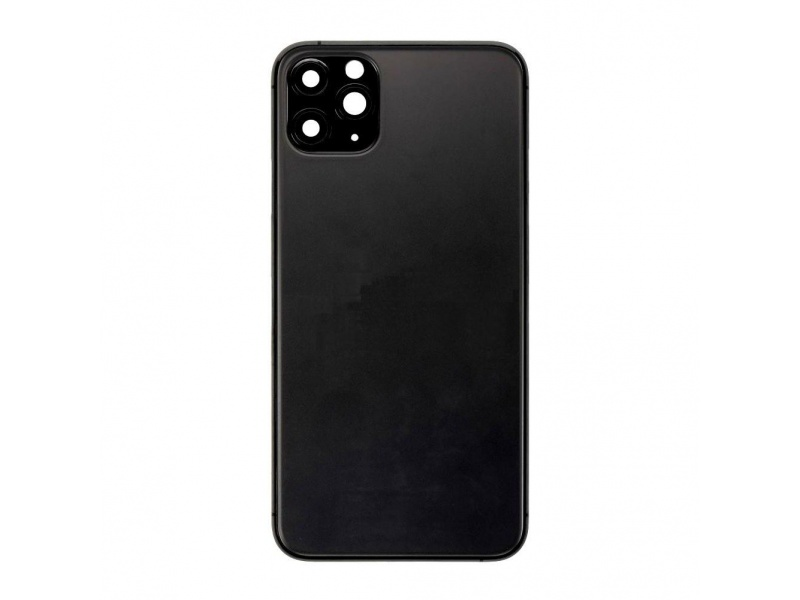 Back Cover Assembled for Apple iPhone 11 Pro Max (Space Grey)