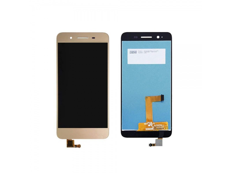 LCD + Touch pro Huawei P8 Lite Smart - Gold (OEM)