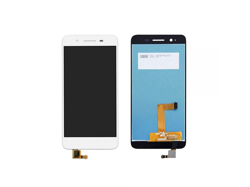 LCD + Touch pro Huawei P8 Lite Smart - White (OEM)