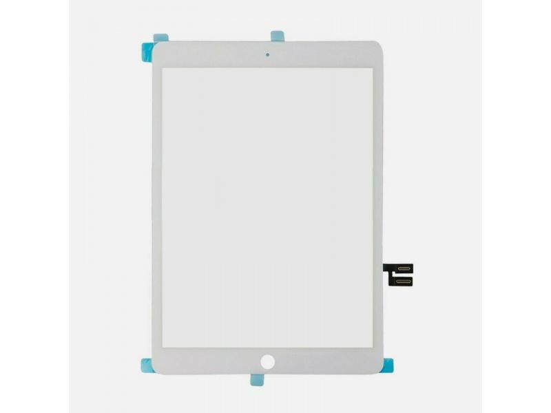 "Touch White pro Apple iPad 7 10.2"""