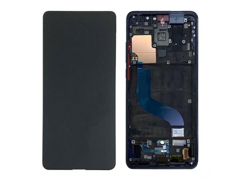Xiaomi Mi 9T LCD + Touch + Frame Dark - Red Gradient (Service Pack)