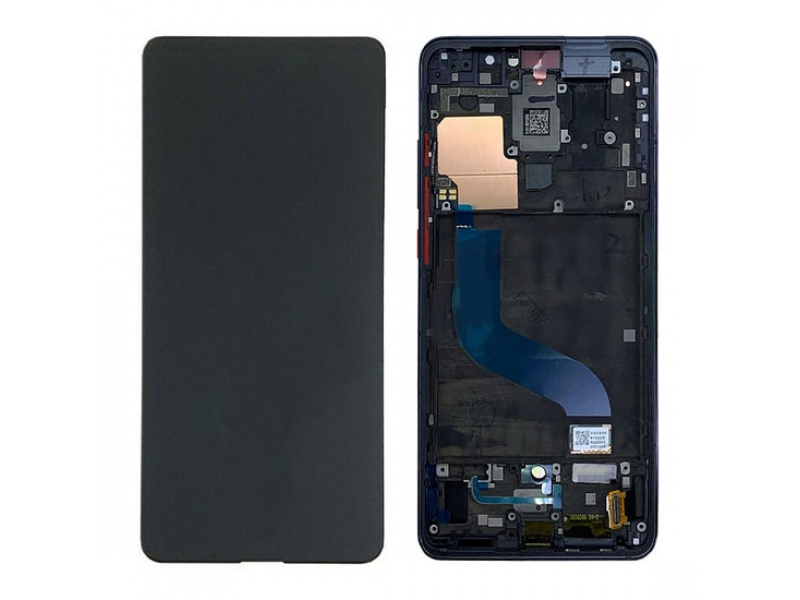 Xiaomi Mi 9T LCD + Touch + Frame - Grey Gradient (Service Pack)