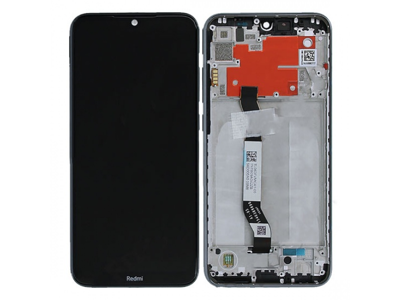 Xiaomi Redmi Note 8T LCD + Touch + Frame Moonshadow Grey (Service Pack)