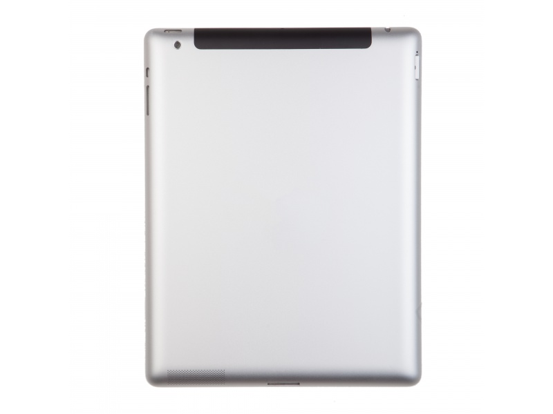 Back Cover 3G Silver pro Apple iPad 2