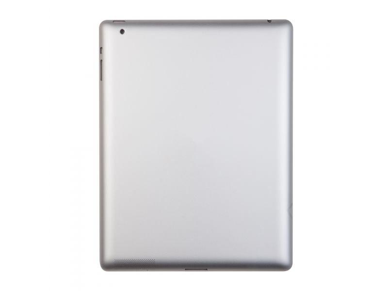 Back Cover WIFI Silver pro Apple iPad 2
