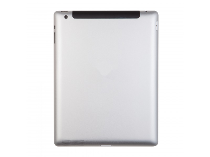 Back Cover 3G Silver pro Apple iPad 3
