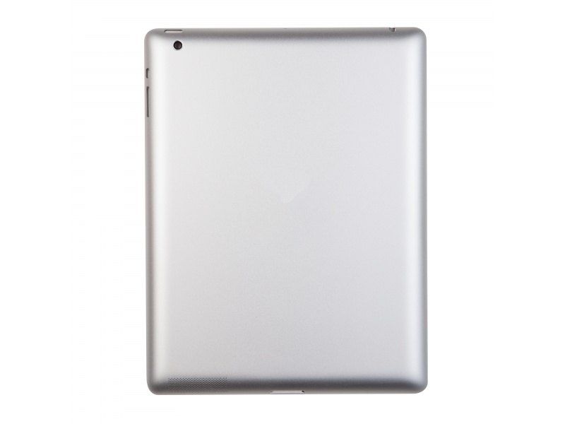 Back Cover WIFI Silver pro Apple iPad 3