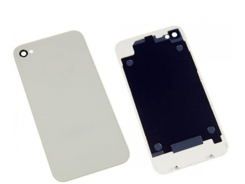 Back Cover White pro Apple iPhone 4
